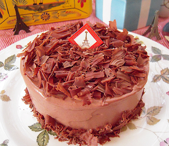 チョコレート・ケーキ