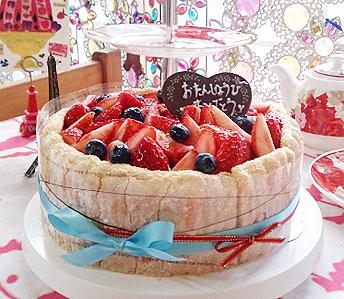 オリジナル・イチゴケーキ