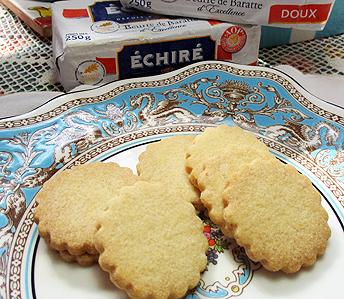 ポアラーヌ風クッキー