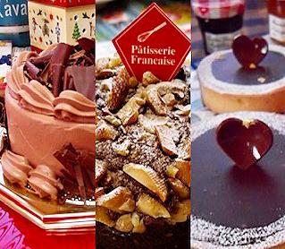 チョコレートケーキレッスン
